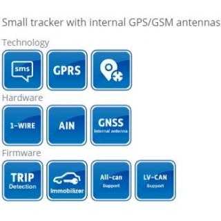 GPS Терминал Teltonika FM 1110