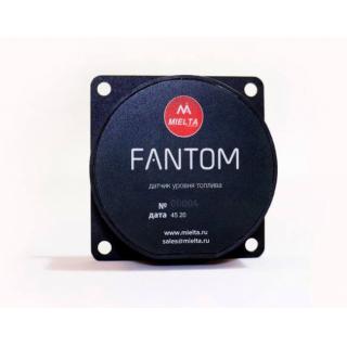 Беспроводной датчик уровня топлива Mielta Fantom (BLE) - внешний вид