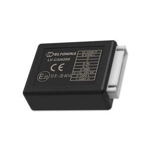 Teltonika CAN-LOG LV-CAN200 - для контроля различных параметров работы транспортного средства
