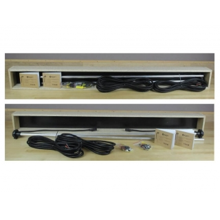 Упаковка и комплект поставки датчика уровня топлива ЭСКОРТ ТД-500