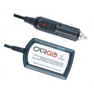 GPS терминал CARGO Light 2 с подключением через прикуриватель