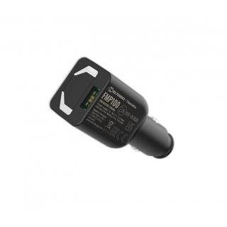 Вид сзади на USB разъем GPS терминала Teltonika FMP100