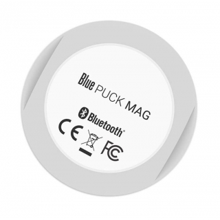 Магнитный датчик Teltonika Blue Puck Mag для контроля состояния открытия / закрытия дверей, капота или аналогичных объектов