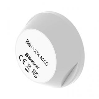 Магнитный датчик контакта Teltonika Blue Puck Mag прослужит от одной батареи до 5 лет!