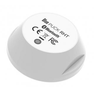 Датчик температуры и влажности Teltonika Blue Puck RHT легко настроить с помощью мобильного приложения