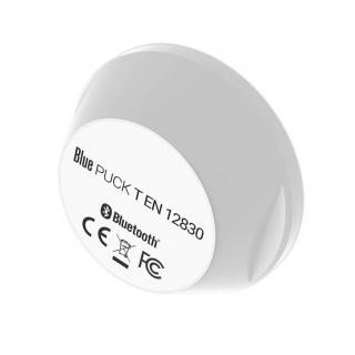 Срок работы автономной батареи датчика температуры Teltonika Blue Puck T EN 12830 - до 7,5 лет