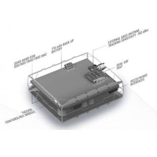 Внутреннее устройство Teltonika FMB125