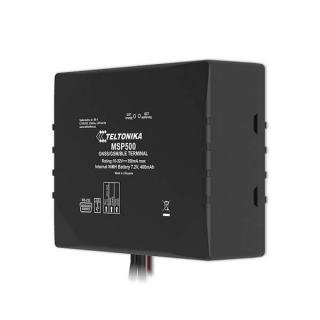 GPS Терминал Teltonika MSP500 - вид сбоку