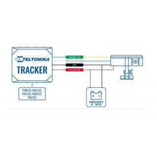 Схема подключения Teltonika DualCam