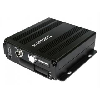 Комплект видеонаблюдения на автобус (Online - 3G+GPS)