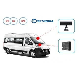 Комплект видеонаблюдения Teltonika - Online (LTE+GPS)