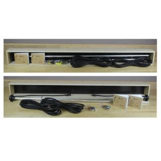 Упаковка и комплект поставки датчика уровня топлива ЭСКОРТ ТД-150