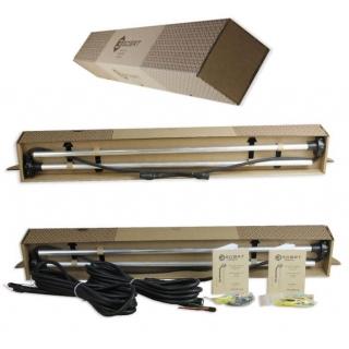 Упаковка и комплект поставки датчика уровня топлива ЭСКОРТ ТД-600
