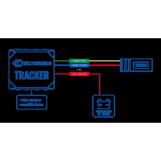 Teltonika DS18B20 схема подключения