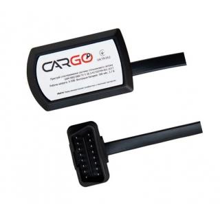 GPS терминал CARGO Light 2 с подключением через OBD разъем