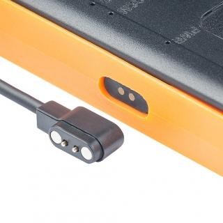 Крепление кабеля к GPS терминалу CARGO Unit