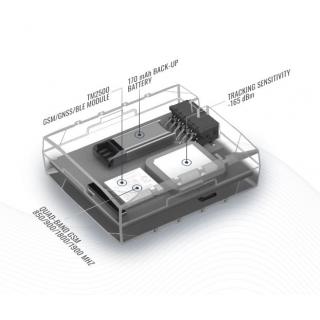 Внутренее устройство Teltonika FMB120