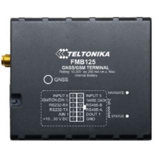 GPS Термінал Teltonika FMB125