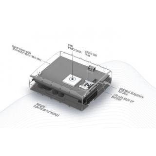 Внутреннее устройство Teltonika FMB140